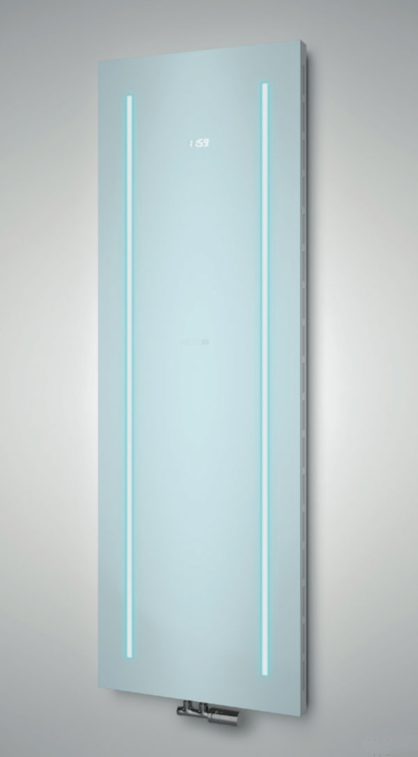 Upright Radiator 5